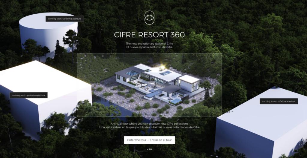 Resort 360 cerámica